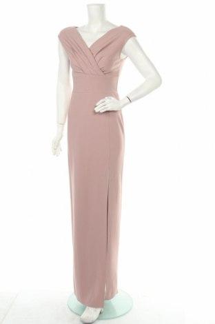 Φόρεμα Ax Paris, Μέγεθος S, Χρώμα Σάπιο μήλο, 96% πολυεστέρας, 4% ελαστάνη, Τιμή 18,35€