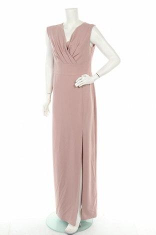 Φόρεμα Ax Paris, Μέγεθος L, Χρώμα Σάπιο μήλο, 96% πολυεστέρας, 4% ελαστάνη, Τιμή 17,32€