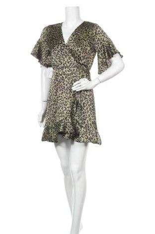 Φόρεμα Ax Paris, Μέγεθος M, Χρώμα Πράσινο, Πολυεστέρας, Τιμή 14,23€
