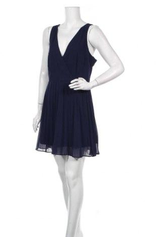 Φόρεμα Ax Paris, Μέγεθος L, Χρώμα Μπλέ, Πολυεστέρας, Τιμή 8,14€