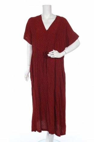 Рокля Basic Apparel, Размер M, Цвят Червен, 100% вискоза, Цена 35,55лв.