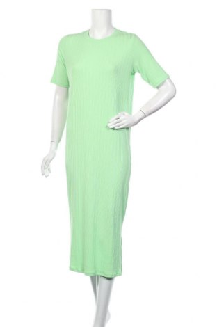 Рокля Edited, Размер XS, Цвят Зелен, 95% полиестер, 5% еластан, Цена 28,80лв.