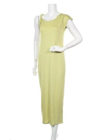 Рокля Edited, Размер XS, Цвят Зелен, 80% модал, 20% полиестер, Цена 32,40лв.