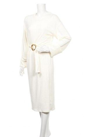 Φόρεμα Edited, Μέγεθος S, Χρώμα Λευκό, 95% πολυεστέρας, 5% ελαστάνη, Τιμή 9,91€