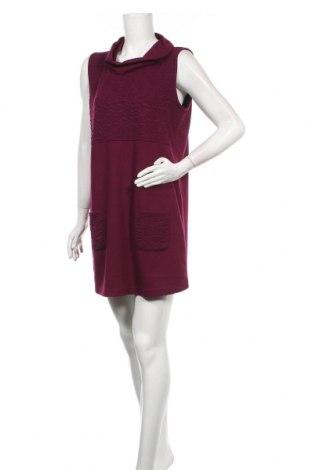 Φόρεμα Gina Laura, Μέγεθος M, Χρώμα Βιολετί, 75% βισκόζη, 20% πολυεστέρας, 5% ελαστάνη, Τιμή 2,93€