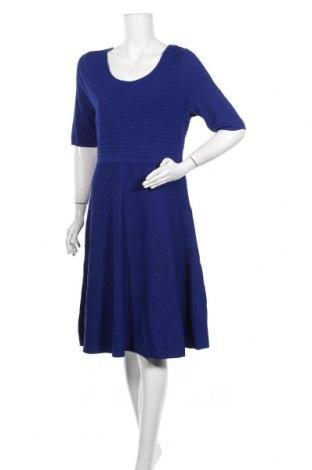 Φόρεμα Katies, Μέγεθος L, Χρώμα Μπλέ, 65% βισκόζη, 35% πολυαμίδη, Τιμή 18,19€