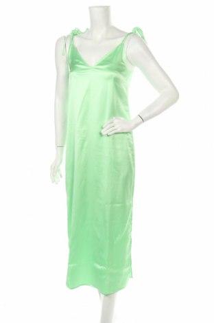 Рокля LeGer By Lena Gercke, Размер XS, Цвят Зелен, Полиестер, Цена 59,25лв.