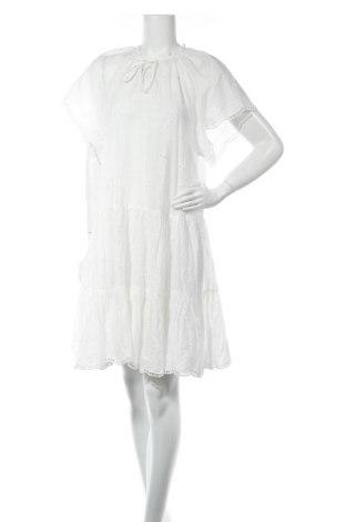 Φόρεμα Mango, Μέγεθος XS, Χρώμα Λευκό, Βαμβάκι, Τιμή 17,79€