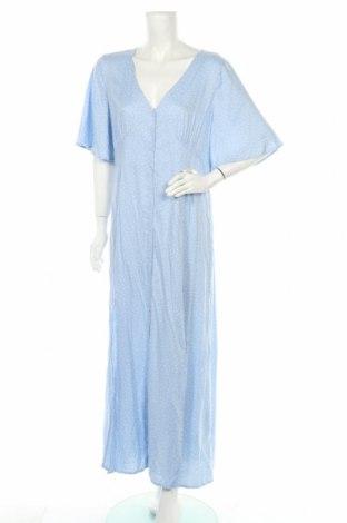 Φόρεμα Miss Selfridge, Μέγεθος XL, Χρώμα Μπλέ, Βισκόζη, Τιμή 36,70€