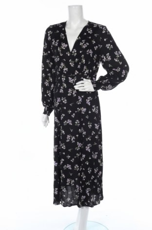 Рокля Miss Selfridge, Размер M, Цвят Черен, Вискоза, Цена 59,25лв.