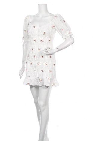 Φόρεμα Missguided, Μέγεθος M, Χρώμα Λευκό, Βαμβάκι, Τιμή 13,04€