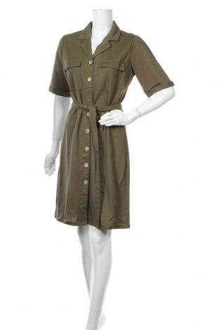Φόρεμα Object, Μέγεθος L, Χρώμα Πράσινο, 55% βισκόζη, 45% πολυαμίδη, Τιμή 15,26€