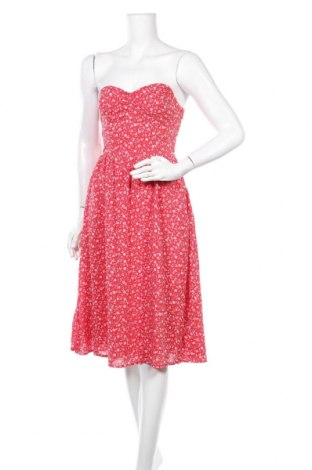 Φόρεμα Tommy Hilfiger, Μέγεθος XS, Χρώμα Κόκκινο, Βισκόζη, Τιμή 40,34€
