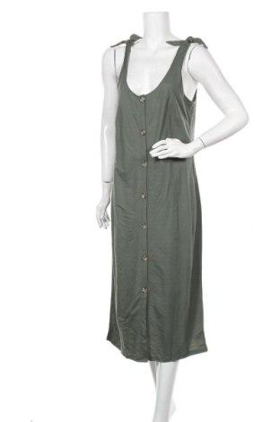 Рокля Vero Moda, Размер M, Цвят Зелен, 53% вискоза, 47% полиамид, Цена 31,05лв.