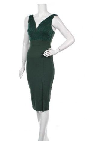 Φόρεμα Wal G, Μέγεθος S, Χρώμα Πράσινο, 95% πολυεστέρας, 5% ελαστάνη, Τιμή 8,87€
