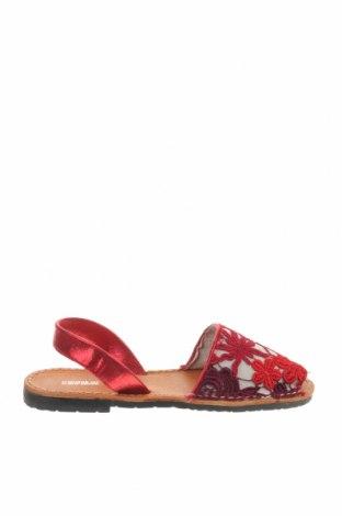 Σανδάλια Colors of California, Μέγεθος 40, Χρώμα Κόκκινο, Κλωστοϋφαντουργικά προϊόντα, Τιμή 36,70€