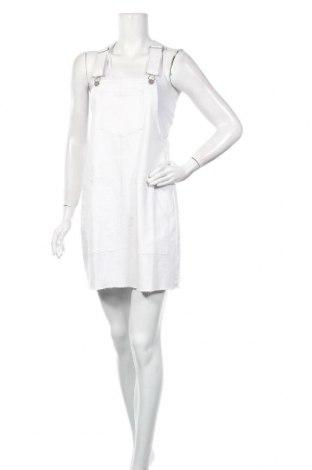 Сукман Q/S by S.Oliver, Размер S, Цвят Бял, 99% памук, 1% еластан, Цена 22,12лв.