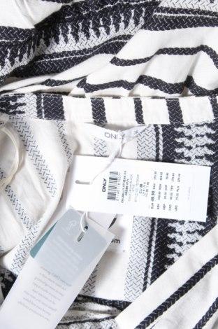 Туника ONLY, Размер S, Цвят Бял, Памук, Цена 22,08лв.