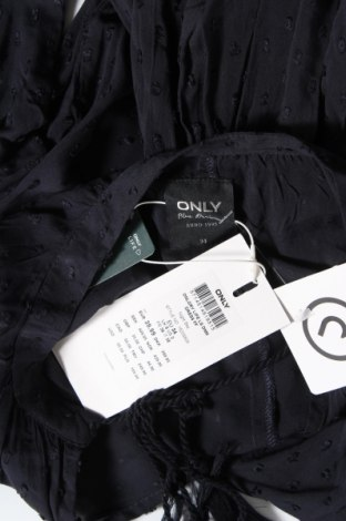 Τουνίκ ONLY, Μέγεθος XS, Χρώμα Μπλέ, Βισκόζη, Τιμή 8,18€