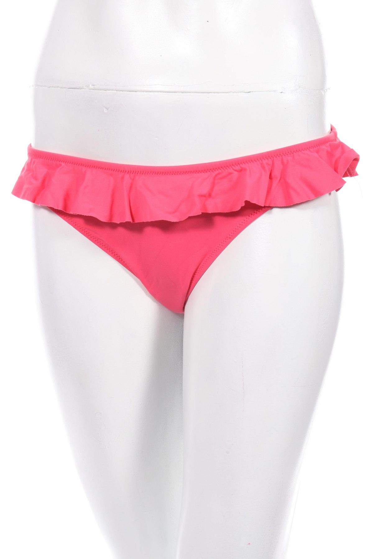 Дамски бански United Colors Of Benetton, Размер M, Цвят Розов, 90% полиамид, 10% еластан, Цена 11,44лв.