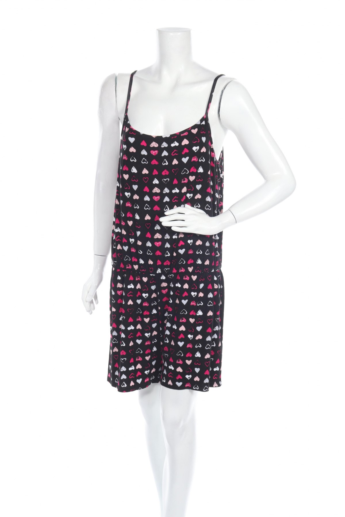 Дамски гащеризон Juicy Couture, Размер XL, Цвят Многоцветен, 96% вискоза, 4% еластан, Цена 32,70лв.