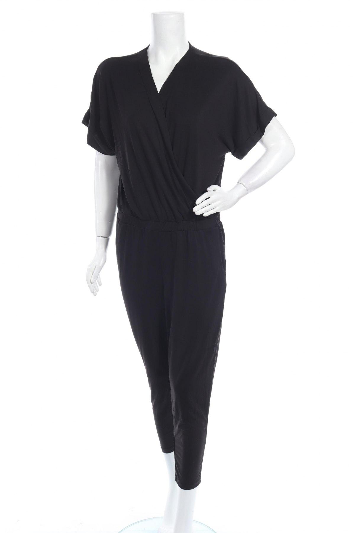 Γυναικεία σαλοπέτα Urban Classics, Μέγεθος XS, Χρώμα Μαύρο, 77% μοντάλ, 23% πολυεστέρας, Τιμή 13,68€