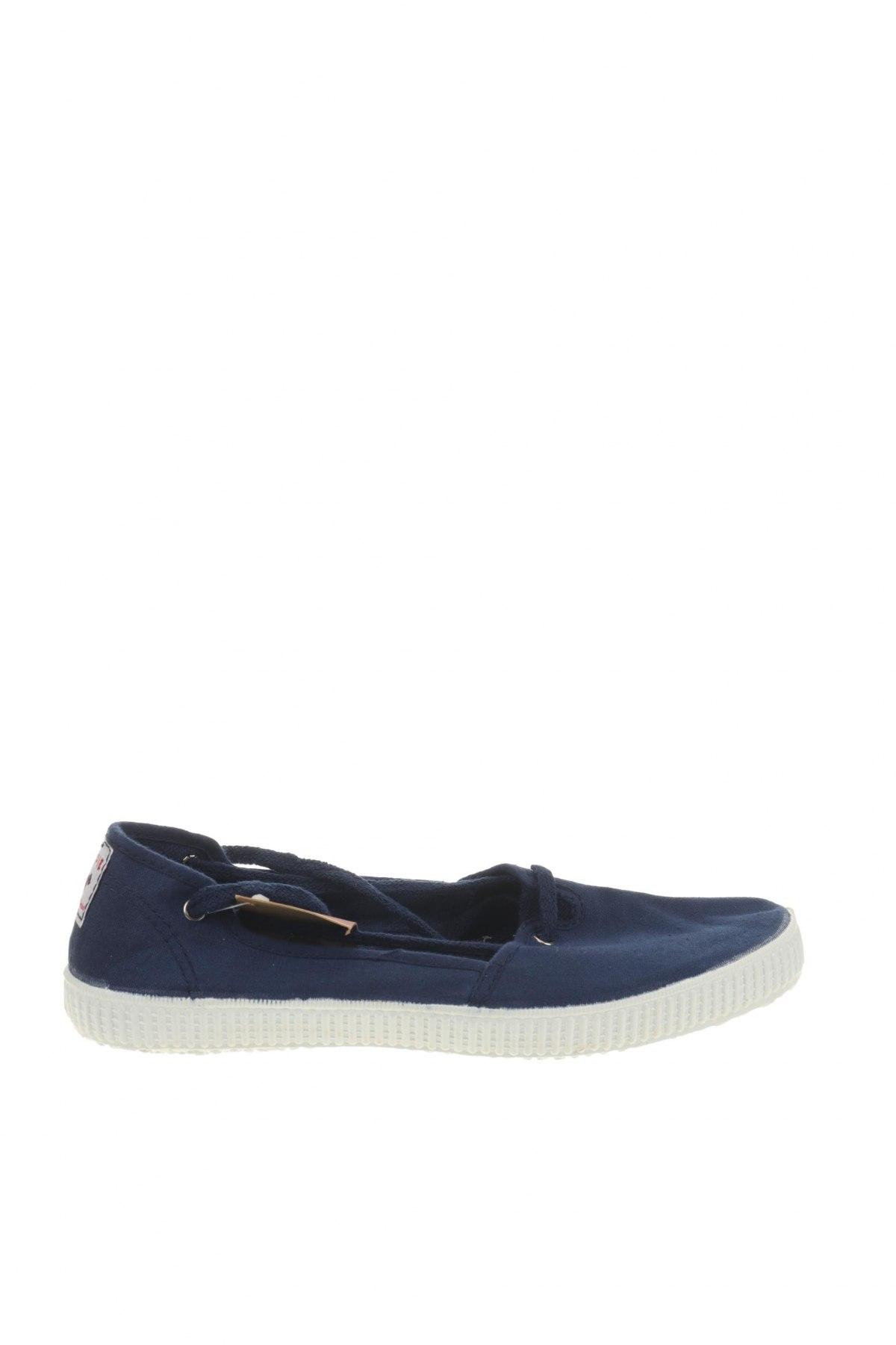 Детски обувки Chipie, Размер 39, Цвят Син, Текстил, Цена 22,26лв.