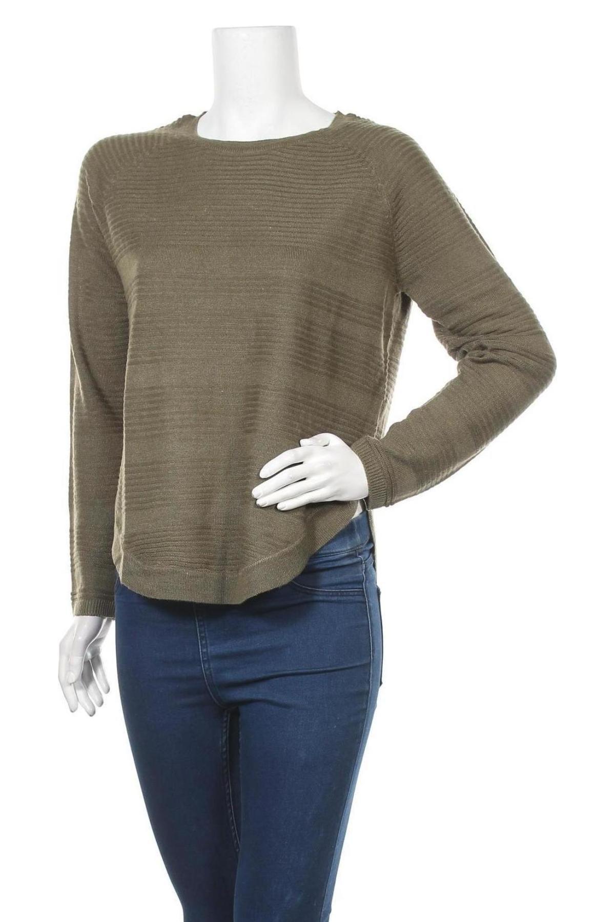 Γυναικείο πουλόβερ ONLY, Μέγεθος S, Χρώμα Πράσινο, 100%ακρυλικό, Τιμή 7,60€