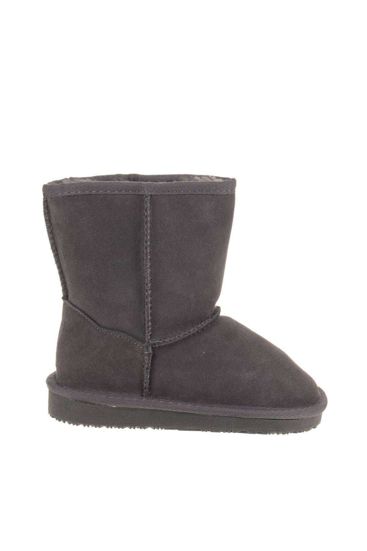 Παιδικά παπούτσια Gooce, Μέγεθος 31, Χρώμα Γκρί, Φυσικό σουέτ, Τιμή 57,60€