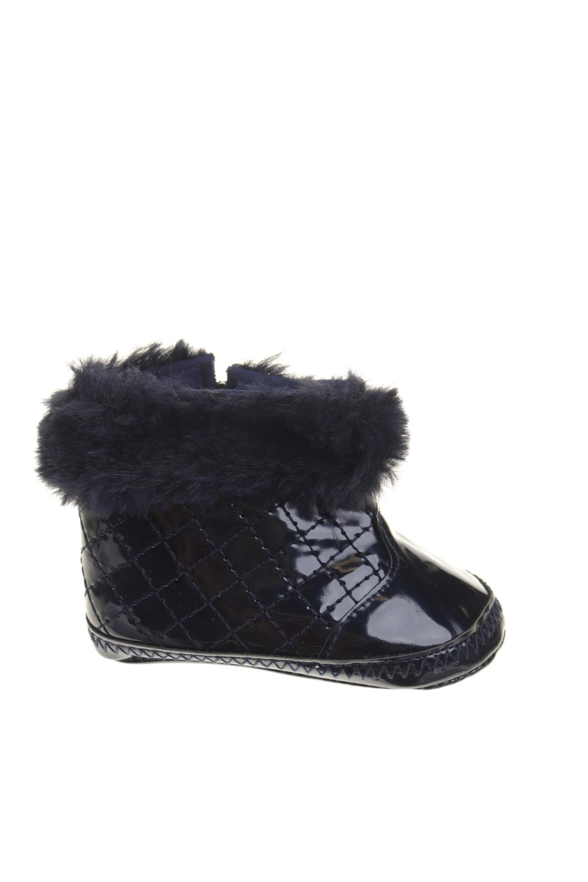 Παιδικά παπούτσια Grain De Ble, Μέγεθος 19, Χρώμα Μπλέ, Δερματίνη, κλωστοϋφαντουργικά προϊόντα, Τιμή 10,67€