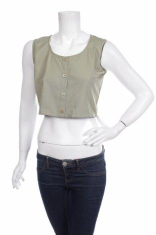 Γυναικείο αμάνικο μπλουζάκι Trespass, Μέγεθος M, Χρώμα Πράσινο, Πολυεστέρας, Τιμή 7,17€