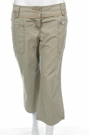Γυναικείο παντελόνι Protest, Μέγεθος M, Χρώμα Πράσινο, Βαμβάκι, Τιμή 2,63€