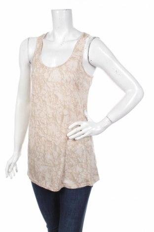 Γυναικείο αμάνικο μπλουζάκι Mossimo, Μέγεθος M, Χρώμα  Μπέζ, 100% μοντάλ, Τιμή 2,17€