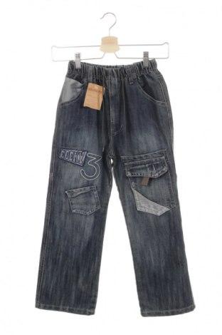 Dziecięce jeansy Zhong Fu