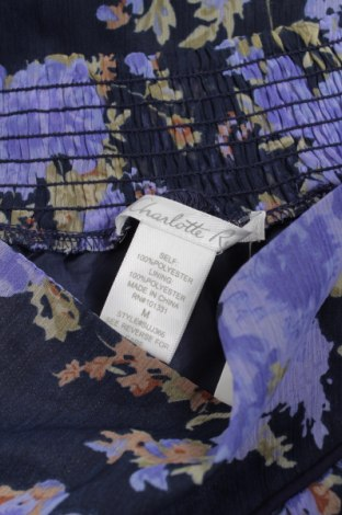 Пола Charlotte Russe, Размер M, Цвят Многоцветен, Полиестер, Цена 4,59лв.