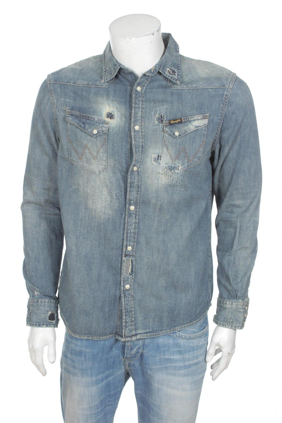 691f7402b014 Pánska košeľa Wrangler - za výhodnú cenu na Remix -  9144836