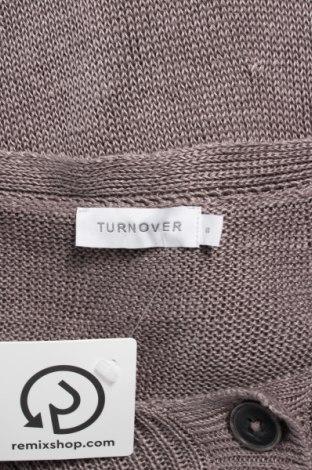 Дамска жилетка Turnover