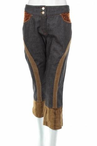 Дамски дънки Cappopera, Размер M, Цвят Син, 100% памук, Цена 9,50лв.