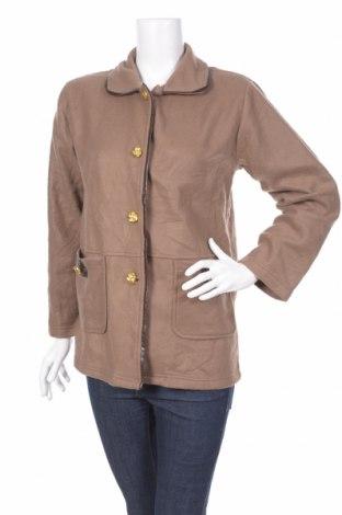 Дамско палто Anne De Lancay, Размер S, Цвят Кафяв, Полиестер, Цена 14,25лв.