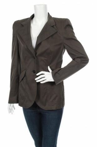 Дамско сако St.Emile, Размер M, Цвят Зелен, 67% памук, 29% полиестер, 4% еластан, Цена 11,22лв.