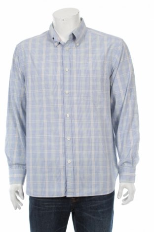 Мъжка риза Marks & Spencer Blue Harbour