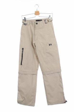 Мъжки спортен панталон Jack & Jones, Размер XS, Цвят Бежов, 65% полиестер, 35% памук, Цена 26,65лв.