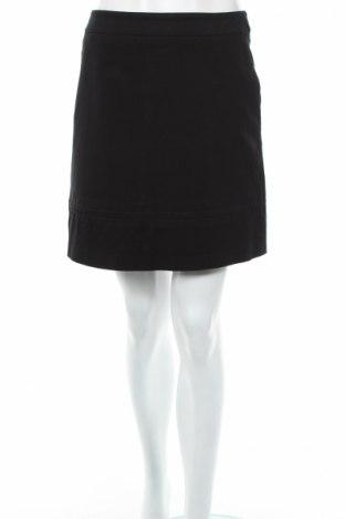Пола Max&Co., Размер M, Цвят Черен, 60% памук, 33% вискоза, 7% еластан, Цена 7,14лв.