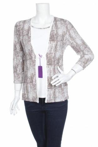 Дамска блуза Lascana, Размер S, Цвят Бял, 95% вискоза, 5% еластан, Цена 13,57лв.