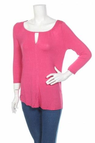 Дамска блуза Lascana, Размер XXS, Цвят Розов, 95% вискоза, 5% еластан, Цена 11,96лв.