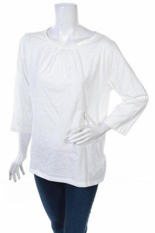 Дамска блуза Mo, Размер XL, Цвят Бял, Памук, Цена 8,28лв.