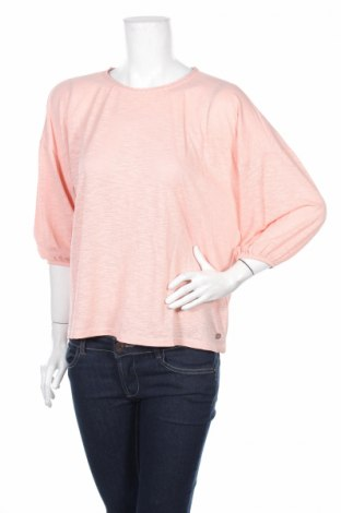 Дамска блуза Tom Tailor, Размер M, Цвят Розов, 98% полиестер, 2% еластан, Цена 12,88лв.