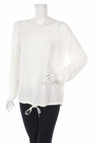 Дамска блуза Tom Tailor, Размер L, Цвят Бял, Вискоза, Цена 13,57лв.