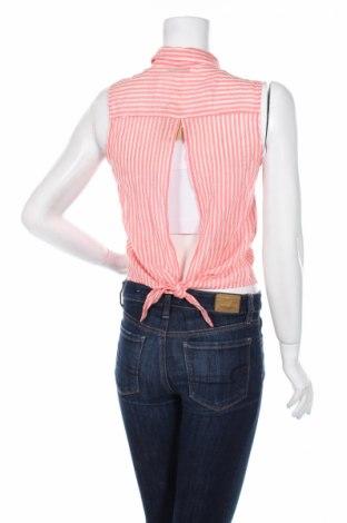Дамска риза Tally Weijl, Размер M, Цвят Розов, Памук, Цена 18,02лв.