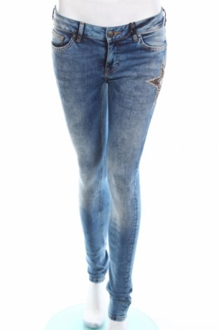 Dámské džíny  Best Connections, Rozměr XS, Barva Modrá, 98% bavlna, 2% elastan, Cena  288,00Kč